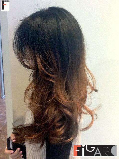 Hair balayage by Figaro - BEST TORONTO's HAIR SALON