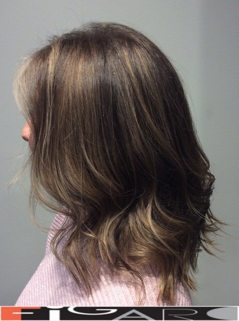 Balayage Highlights by Figaro - BEST TORONTO's HAIR SALON
