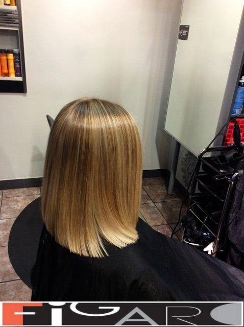hair highlights deals toronto by Figaro - BEST TORONTO's HAIR SALON