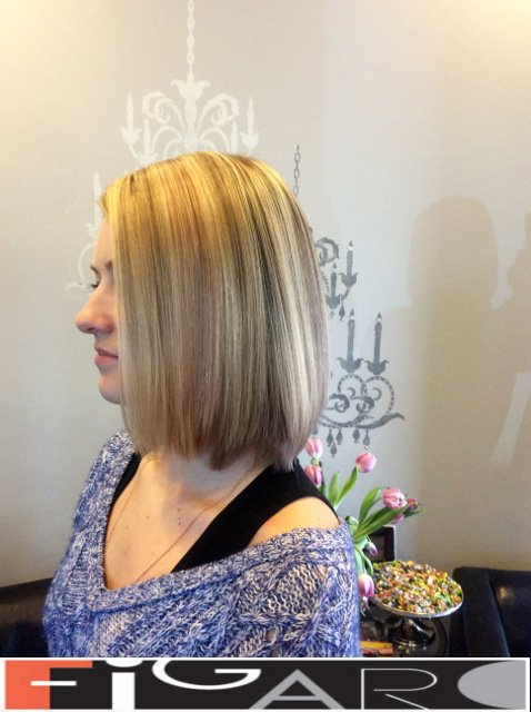 blond hair highlights deals by Figaro - BEST TORONTO's HAIR SALON