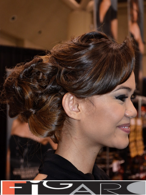 Bridal Loose Updos by Figaro - Best Toronto's hair Salon
