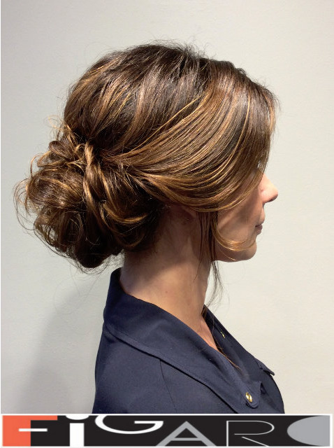 Special Event Updos with  by Figaro - Best Toronto's hair Salon