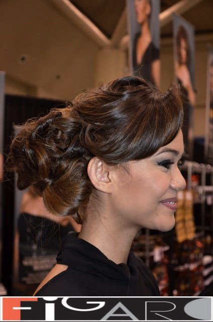 Bridal Updos at ABA TORONTO 16 by Figaro - Best Toronto's hair Salon