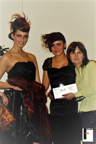 ABA women competion winner Figaro salon 2009