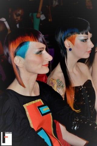 ABA Asymmetrical Women Cut & Color 2013