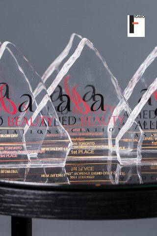 Multiple awards at ABA HAIR SHOWS in Toronto