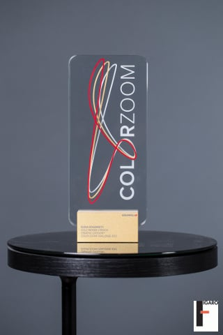 Gold Canadian colorist by Goldwell 2013