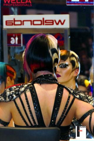 OMC World Cup 2013 Frankfurt Ladies Progressive Cut & Style
