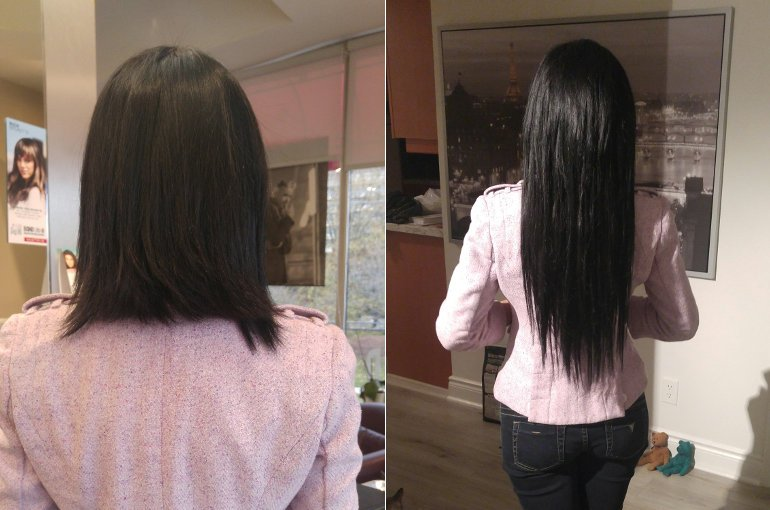 Great Length Hair Extensions Best Hair Extension Service In Toronto