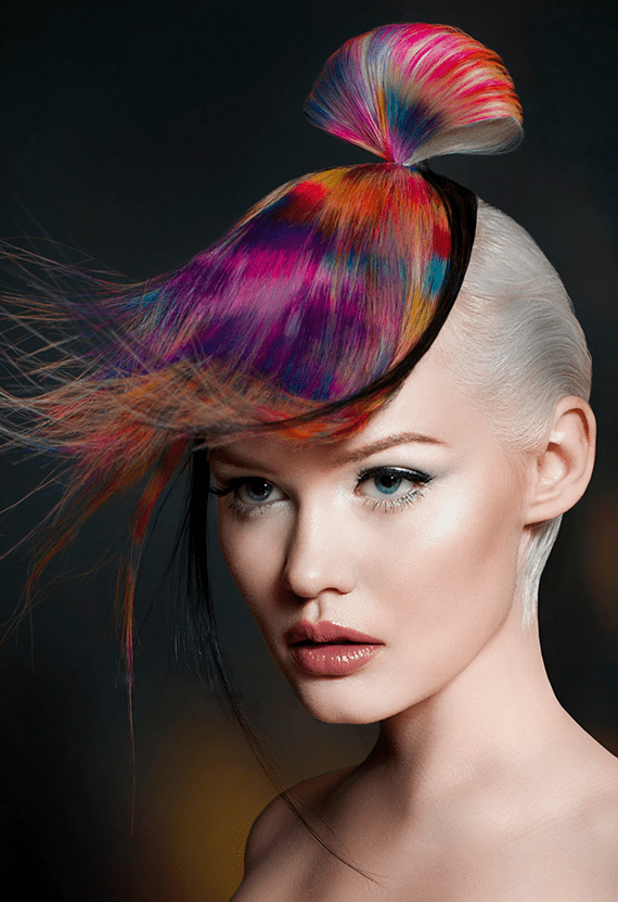 Artistic Hair Extensions by Figaro salon Art Director selected as Finalist at Mirror Award
