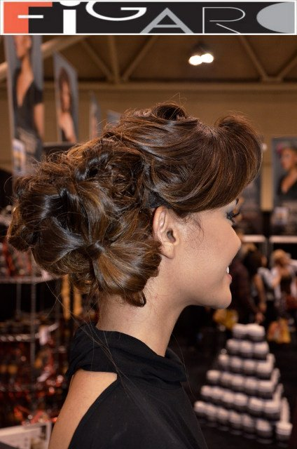 Bridal Updos at ABA TORONTO by Figaro - Best Toronto's hair Salon