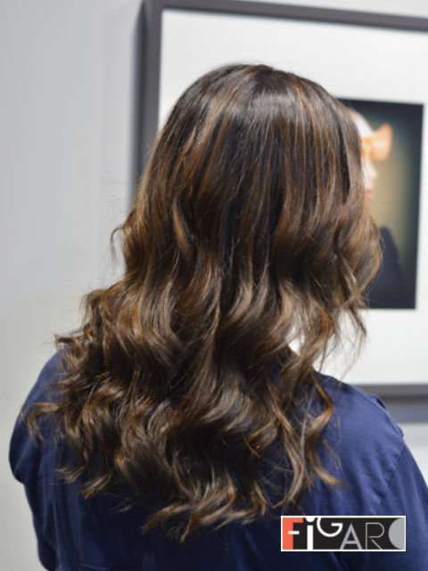 best balayage hair coloring