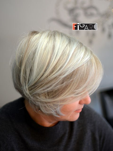 Bob Cut Platinum Blond 2019 - BEST TORONTO's HAIR SALON