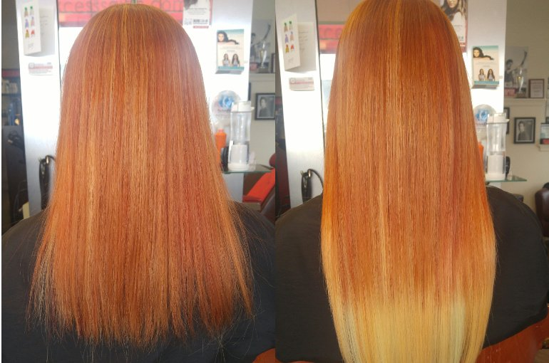 Best Great length natural hair extensions in Toronto