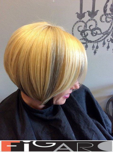 Bob Cut for Blonde Hair