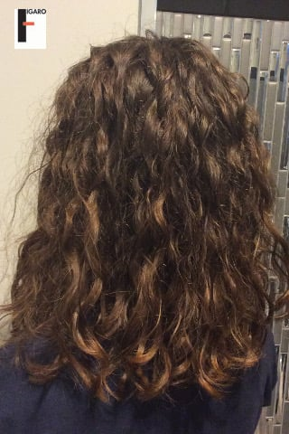 Body Wave Perm best in Toronto